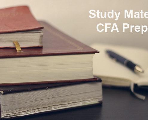 Study-Material-for-CFA-Preparation