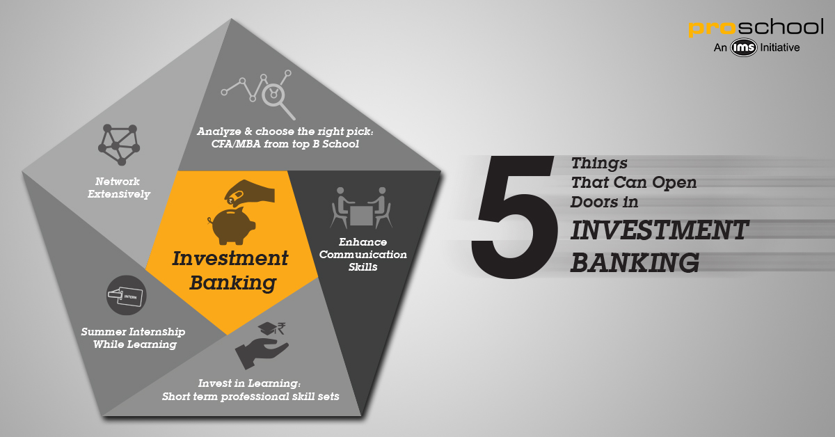 5 things that can open doors in Investment Banking(1)