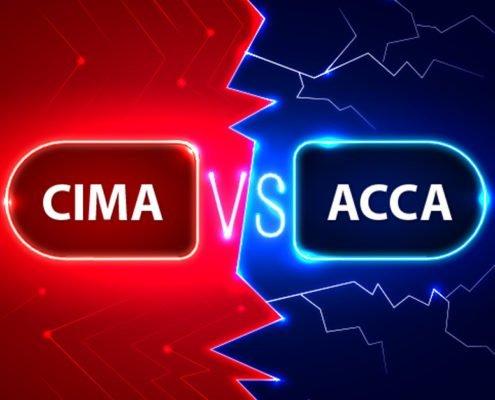 CIMA vs ACCA