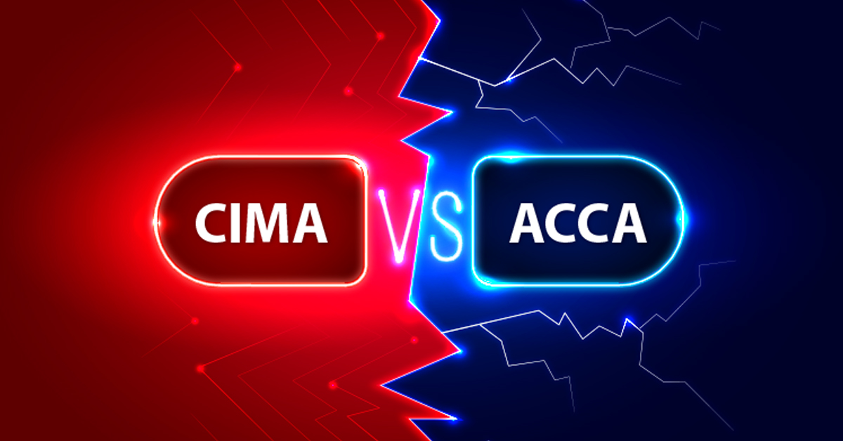 Cima Vs Acca Which Accounting Certification Is Better To Go For