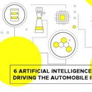 6 Artificial Intelligence Trends Driving the Automobile Industry