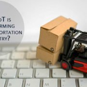 How IoT is Transforming the Transportation Industry