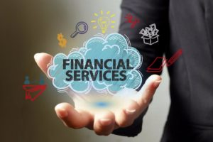 financial services industry in India