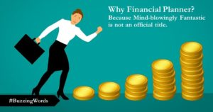 certified financial planning professional