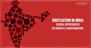 digitization in india