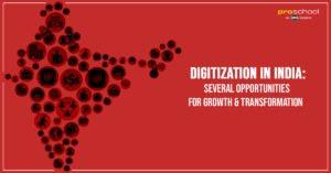 digitization in india