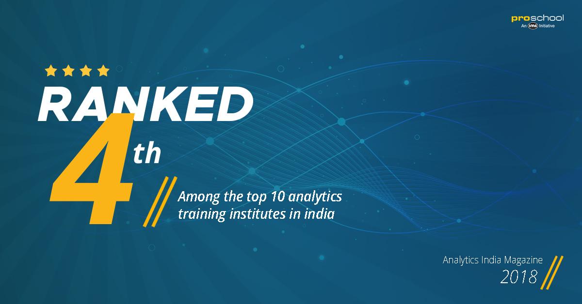 top analytics training institutes