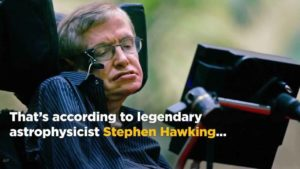 stephen hawking research
